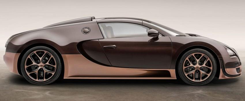 Bugatti Veyron Rembrandt Bugatti, the fourth special Image #234920