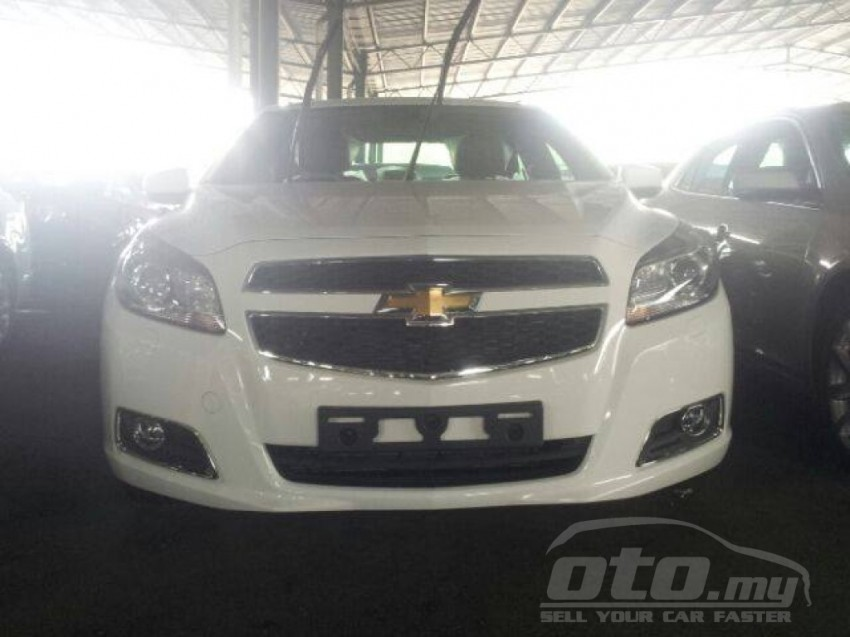 2014 Chevrolet Malibu appears on oto.my – RM163,000 Image #235349