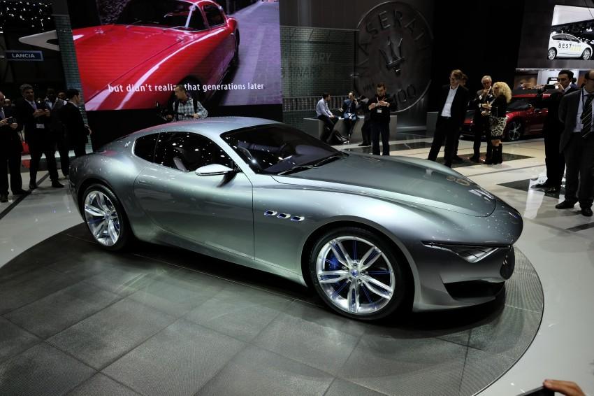 Maserati Alfieri – 2+2 concept previews 911 rival Image #233372