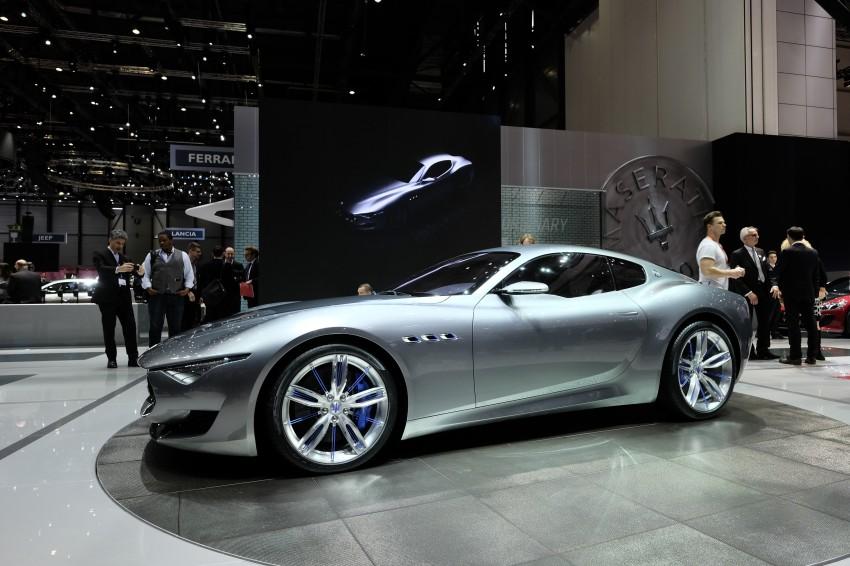 Maserati Alfieri – 2+2 concept previews 911 rival Image #233368