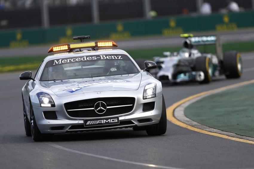 2014 Australian GP – Rosberg on top in Down Under Image #235408