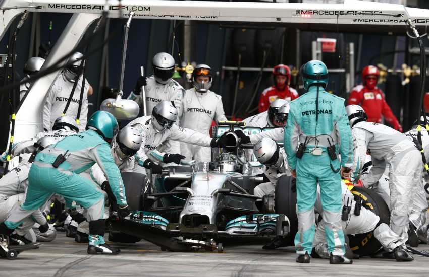 2014 Australian GP – Rosberg on top in Down Under Image #235413