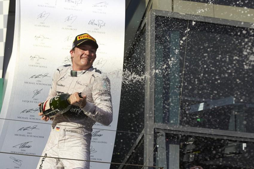 2014 Australian GP – Rosberg on top in Down Under Image #235420