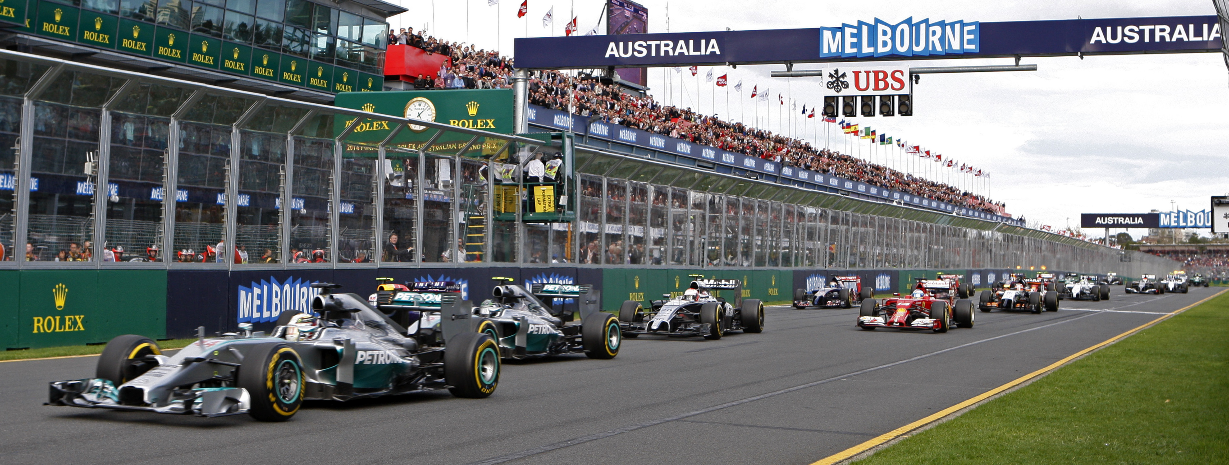 Us Grand Prix >> 2014 Australian GP – Rosberg on top in Down Under Paul Tan - Image 235437