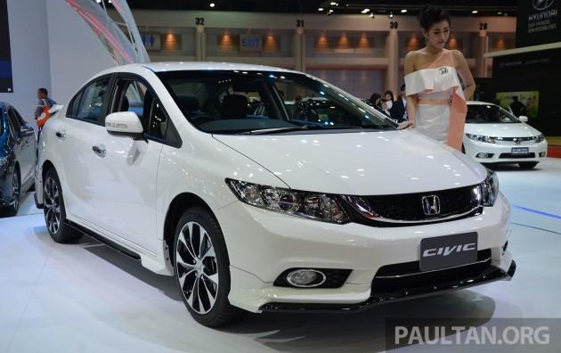 Honda Civic Facelift Thailand-1