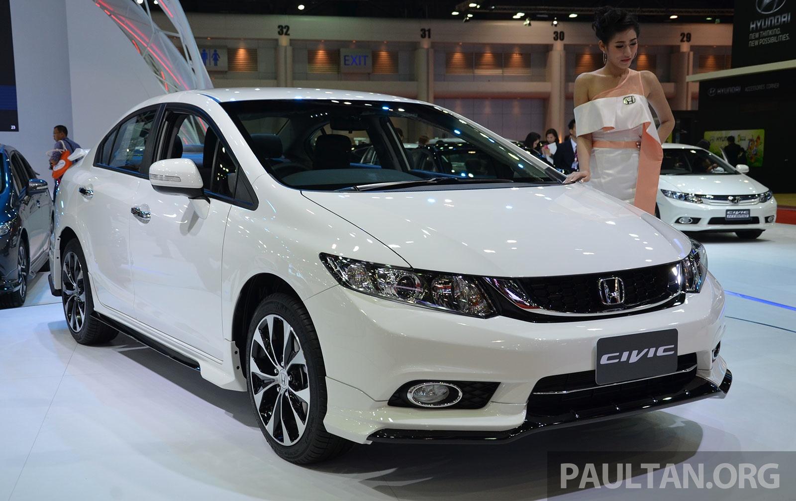 Honda Civic Facelift 2014 Malaysia