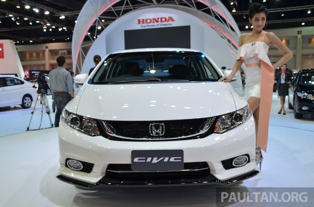 Honda Civic Facelift Thailand-5
