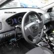 Hyundai i20 interior 1