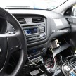 Hyundai i20 interior 3