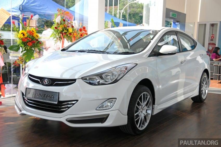 GALLERY: Hyundai Sports Series and new Starex MPV Image #237691