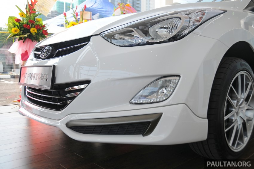 GALLERY: Hyundai Sports Series and new Starex MPV Image #237693