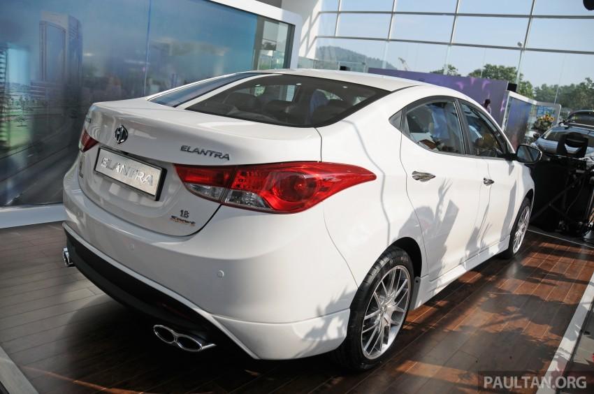 GALLERY: Hyundai Sports Series and new Starex MPV Image #237695