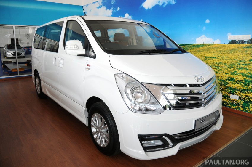 GALLERY: Hyundai Sports Series and new Starex MPV Image #237726