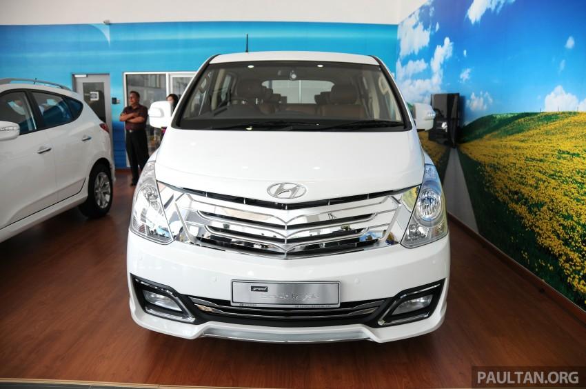 GALLERY: Hyundai Sports Series and new Starex MPV Image #237727