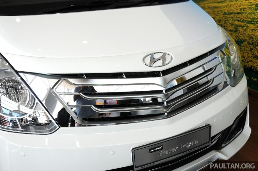 GALLERY: Hyundai Sports Series and new Starex MPV Image #237728