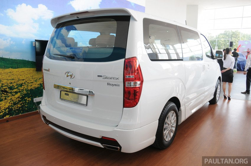 GALLERY: Hyundai Sports Series and new Starex MPV Image #237731