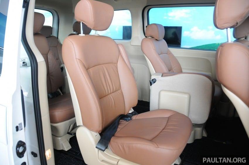 GALLERY: Hyundai Sports Series and new Starex MPV Image #237735