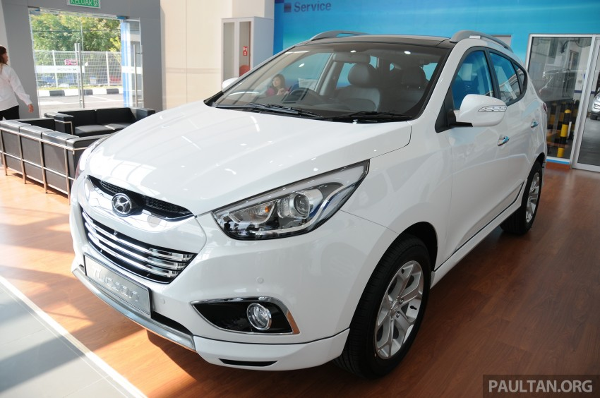 GALLERY: Hyundai Sports Series and new Starex MPV Image #237716