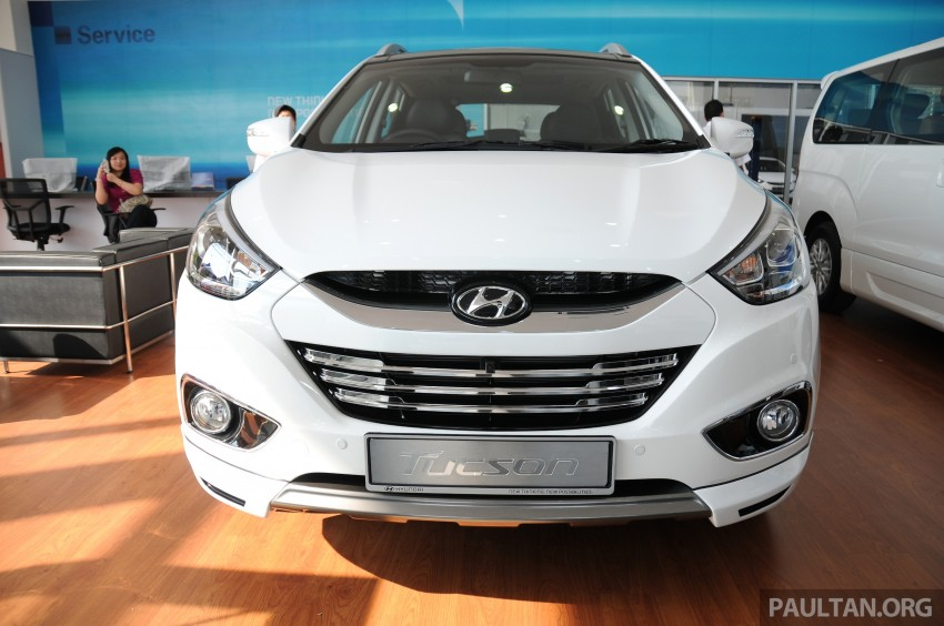GALLERY: Hyundai Sports Series and new Starex MPV Image #237718