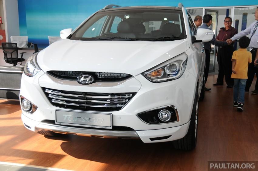 GALLERY: Hyundai Sports Series and new Starex MPV Image #237719