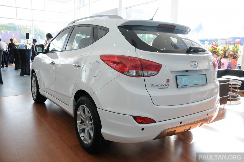 GALLERY: Hyundai Sports Series and new Starex MPV Image #237721