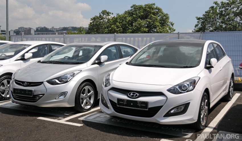 Hyundai i30 hatchback arrives in M'sia – RM128k-133k Image #237615