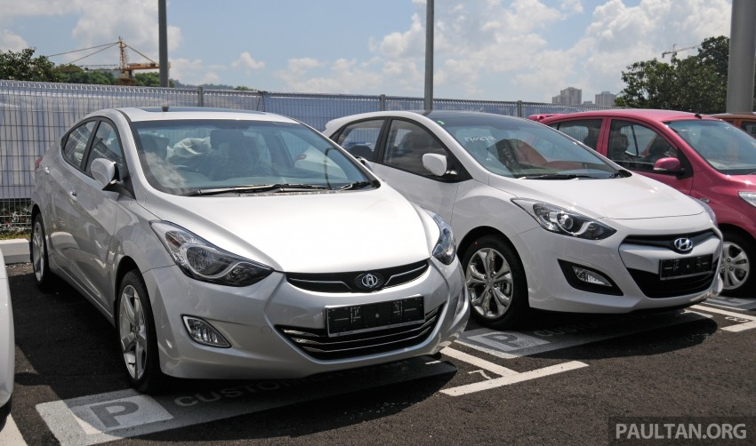 Hyundai i30 hatchback arrives in M'sia – RM128k-133k Image #237616