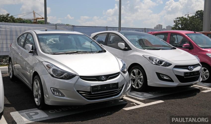 Hyundai i30 hatchback arrives in M'sia – RM128k-133k Image #237616