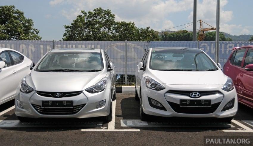 Hyundai i30 hatchback arrives in M'sia – RM128k-133k Image #237617
