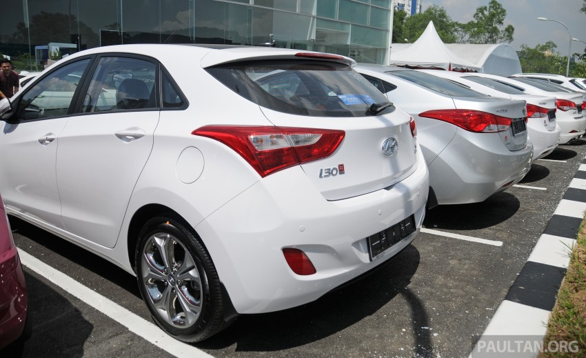 Hyundai i30 hatchback arrives in M'sia – RM128k-133k Image #237619