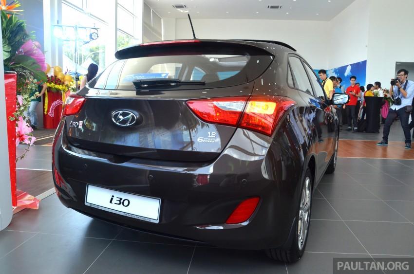 Hyundai i30 hatchback arrives in M'sia – RM128k-133k Image #237644