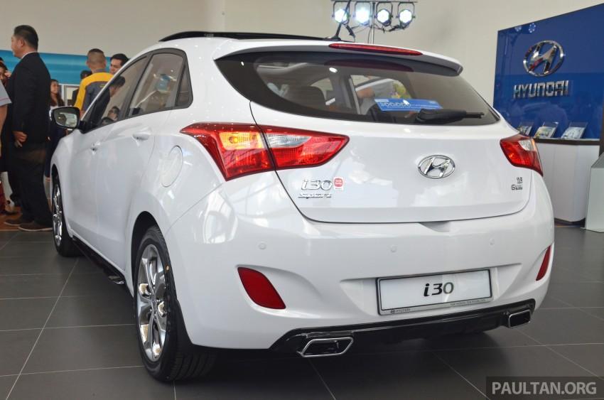 Hyundai i30 hatchback arrives in M'sia – RM128k-133k Image #237645