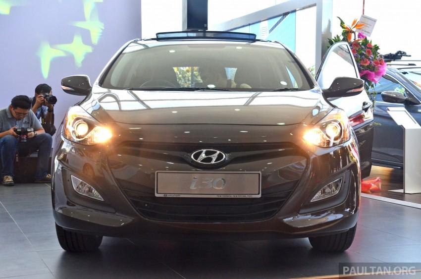 Hyundai i30 hatchback arrives in M'sia – RM128k-133k Image #237647