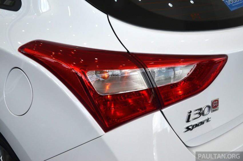 Hyundai i30 hatchback arrives in M'sia – RM128k-133k Image #237648