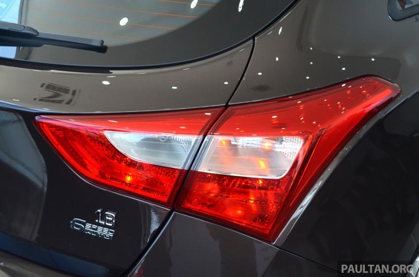 Hyundai i30 hatchback arrives in M'sia – RM128k-133k Image #237649