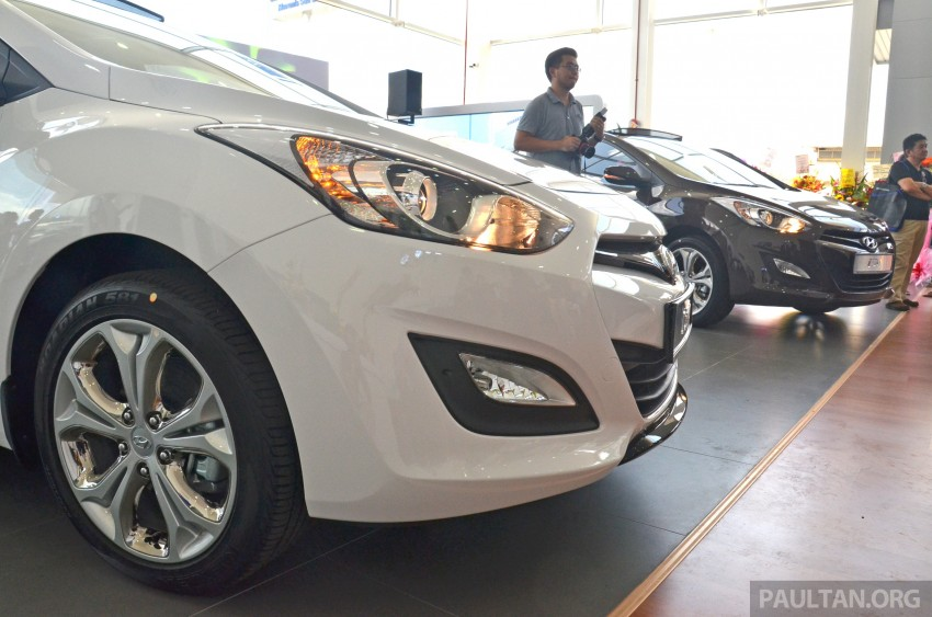 Hyundai i30 hatchback arrives in M'sia – RM128k-133k Image #237651