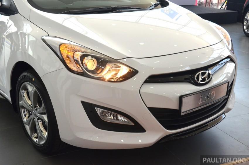 Hyundai i30 hatchback arrives in M'sia – RM128k-133k Image #237652