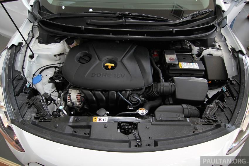 Hyundai i30 hatchback arrives in M'sia – RM128k-133k Image #237653