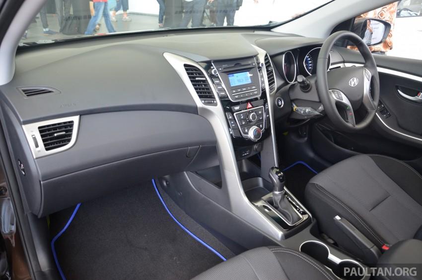 Hyundai i30 hatchback arrives in M'sia – RM128k-133k Image #237655