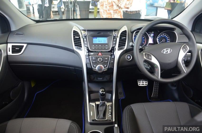 Hyundai i30 hatchback arrives in M'sia – RM128k-133k Image #237656