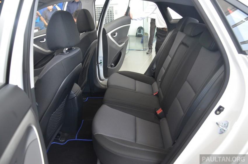 Hyundai i30 hatchback arrives in M'sia – RM128k-133k Image #237659