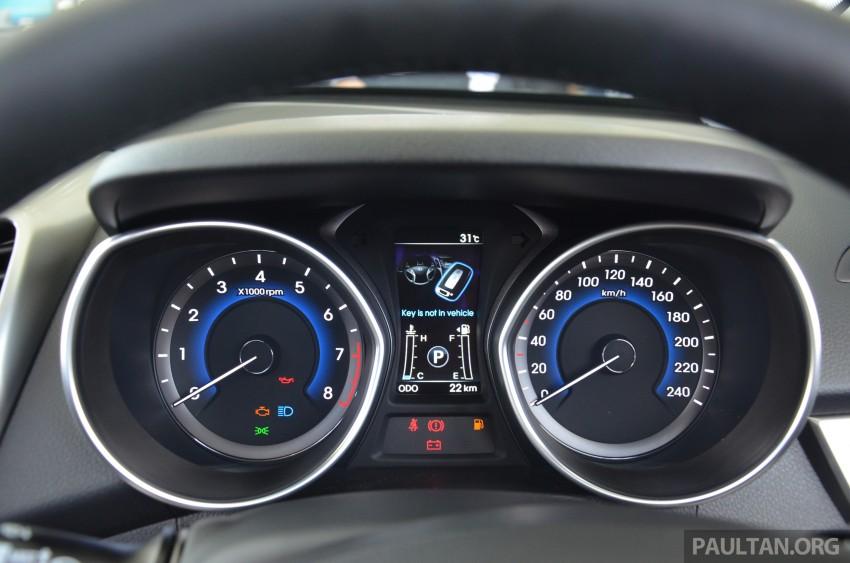 Hyundai i30 hatchback arrives in M'sia – RM128k-133k Image #237665