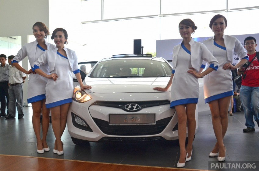 Hyundai i30 hatchback arrives in M'sia – RM128k-133k Image #237670
