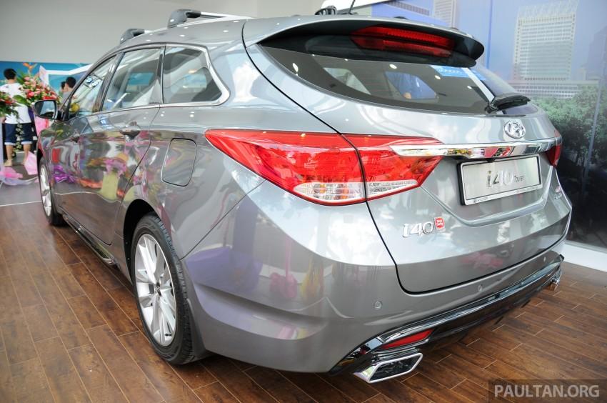 GALLERY: Hyundai Sports Series and new Starex MPV Image #237710