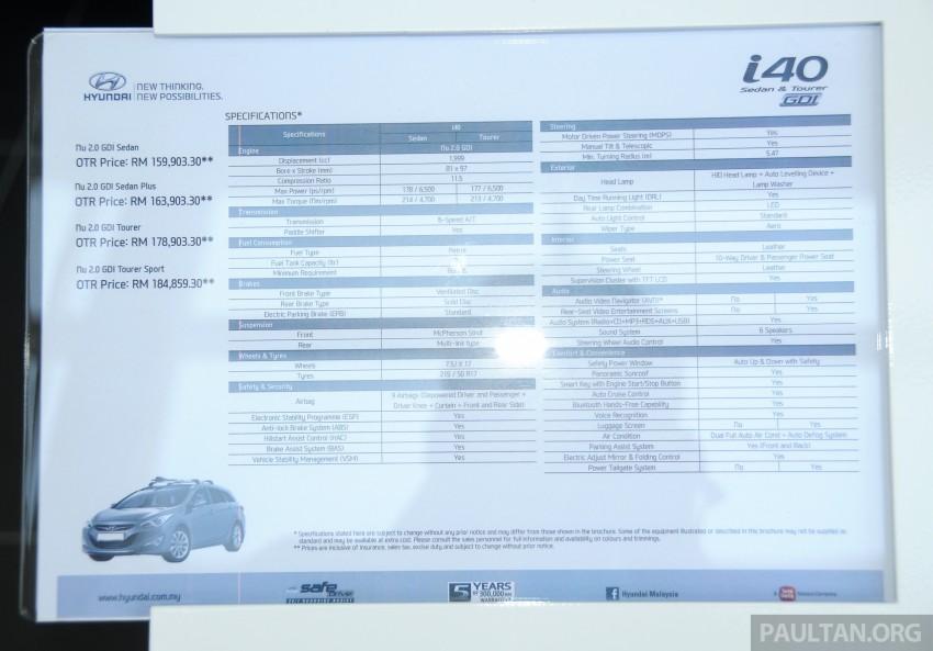 GALLERY: Hyundai Sports Series and new Starex MPV Image #237715