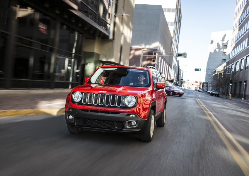 Jeep Renegade – like a Jeep, but not as we know it Image #233064