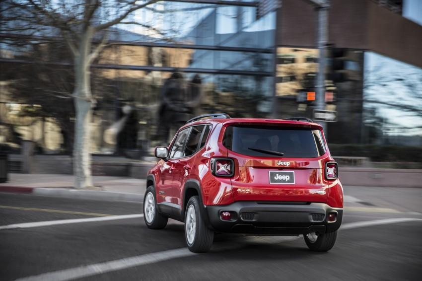 Jeep Renegade – like a Jeep, but not as we know it Image #233065