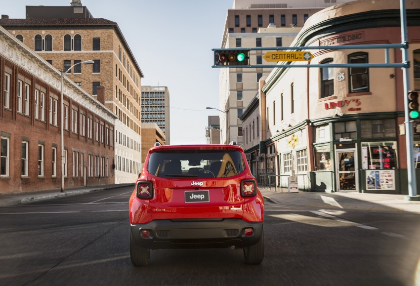 Jeep Renegade – like a Jeep, but not as we know it Image #233068