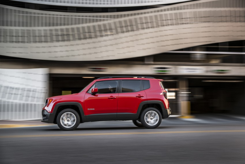 Jeep Renegade – like a Jeep, but not as we know it Image #233069