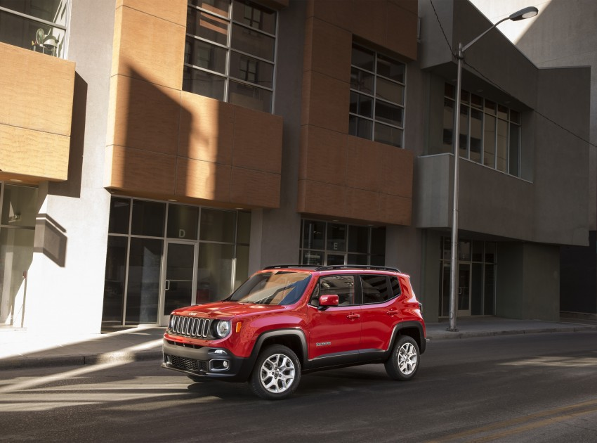 Jeep Renegade – like a Jeep, but not as we know it Image #233073